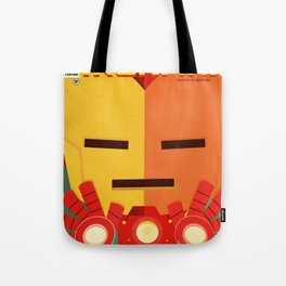 ironman fan art Tote Bag
