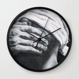 Persecution Wall Clock