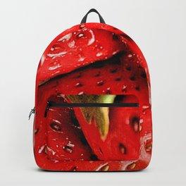 Strawberry Gathering Backpack