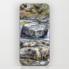 Tiger Creek in Fall #1 iPhone Skin