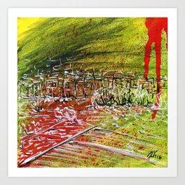 L´Horta Art Print