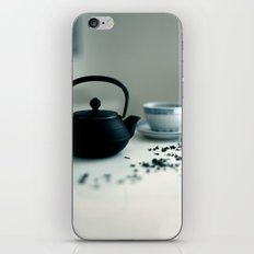 teatime iPhone & iPod Skin