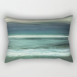 To And Fro Rectangular Pillow