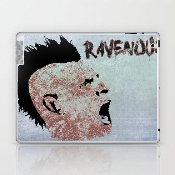 Ravenous Laptop & iPad Skin