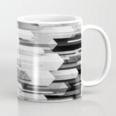obelisk posture 3 (monochrome series) Mug