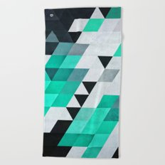 mynt Beach Towel