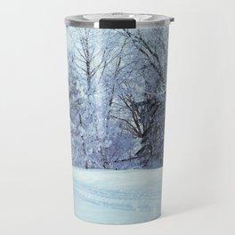Frosty Morning Travel Mug