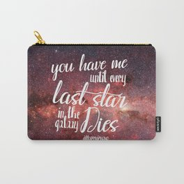 Illuminae Quote Carry-All Pouch