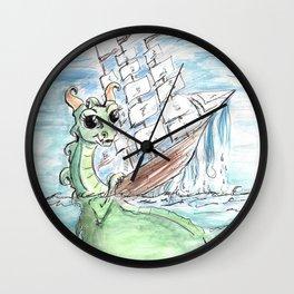 I am Leviathan! Wall Clock