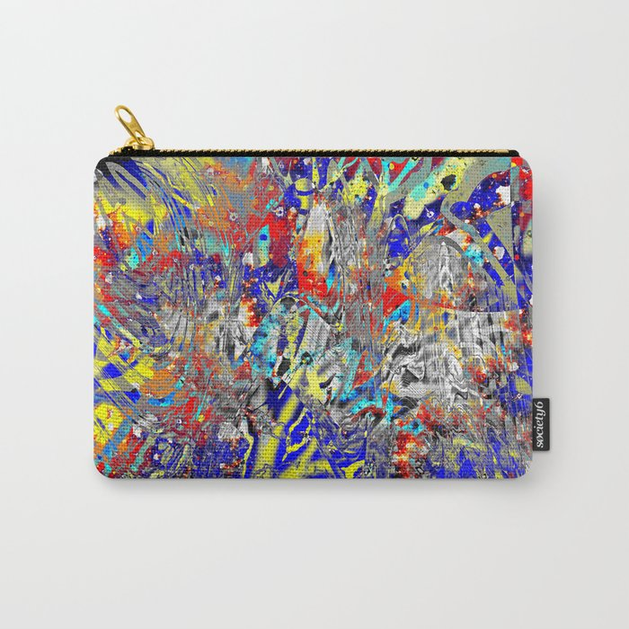 ice and fire friend Carry-All Pouch