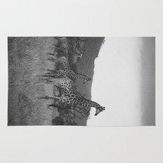 Kaleidoscope of Giraffes Rug