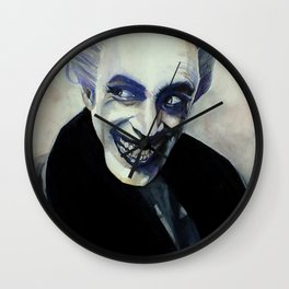 The man who laughs Wall Clock