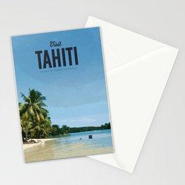 Visit Tahiti Stationery Cards
