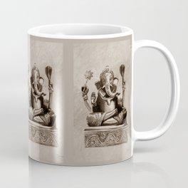Ganesha - sepia Coffee Mug