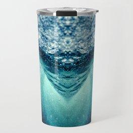 ocean vortex Travel Mug