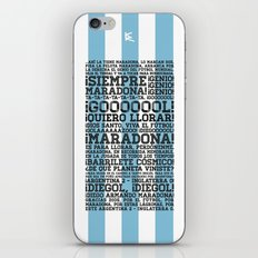 goal of the century iPhone & iPod Skin