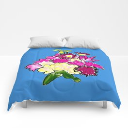 Bright Bouquet Comforters