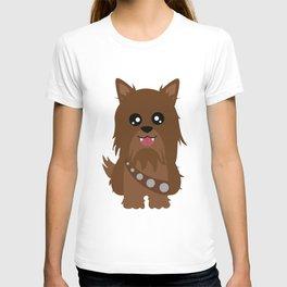 Chewbacca the Yorkie T-shirt