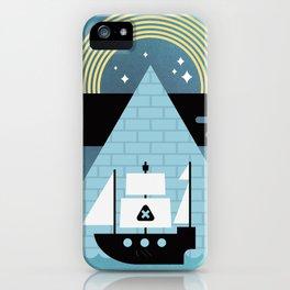 Born to Explore Pt4 iPhone Case