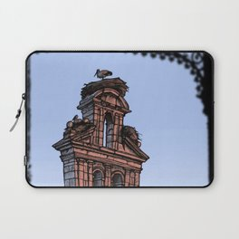 Bell Gable (color) Laptop Sleeve