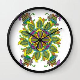 Geometric Shape Series - Circle Wall Clock