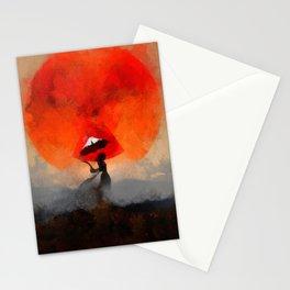 umbrellaliensunshine: atomicherry summer! Stationery Cards