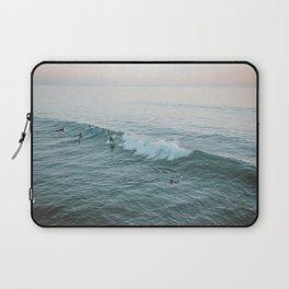 Let's Surf V Laptop Sleeve