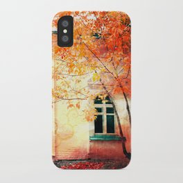 Season of Fire iPhone Case