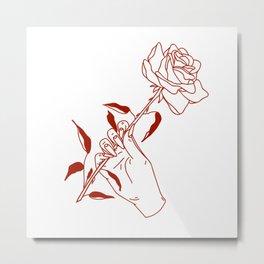 For You2 Metal Print