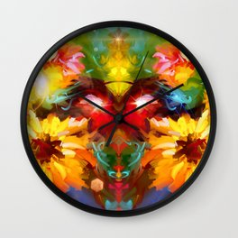 He who see all Wall Clock