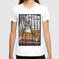 nba T-shirts featuring NBA PLAYERS - Shawn Kemp by Ibbanez