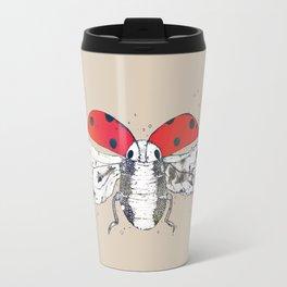 Ladybug - spread your wings Travel Mug