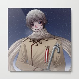 winter's heir Metal Print