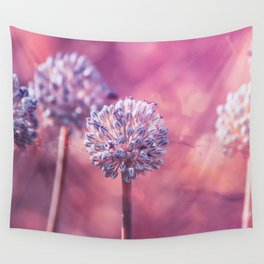 Delicate Morning Wall Tapestry