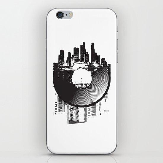 Urban Vinyl iPhone & iPod Skin