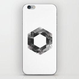 Optical landscape iPhone Skin