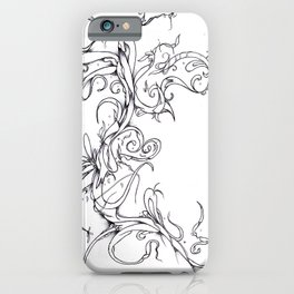 Lianas iPhone Case