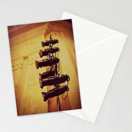 Symphony Orchestra Lights Stationery Cards