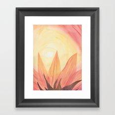 Sunny Day Framed Art Print