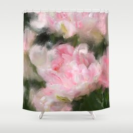 Frills and Froth Shower Curtain