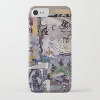 theater iPhone & iPod Cases featuring Theater by NouriHeba