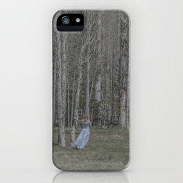 Among Aspens iPhone Case