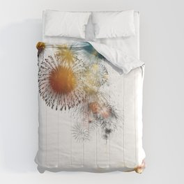 Timeless Explosions Comforters