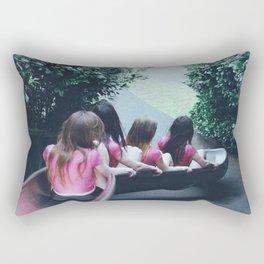 The Inception of Girlfriends Rectangular Pillow
