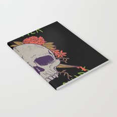 Yet Another Skull Shirt Notebook