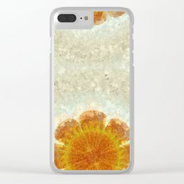 Epexegetic Pie In The Sky Flower  ID:16165-011115-17420 Clear iPhone Case