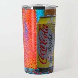Groovy Coke Travel Mug