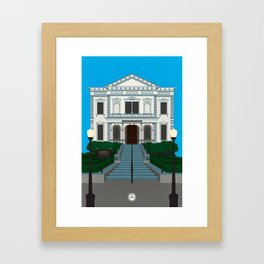 Crocker Art Museum Framed Art Print