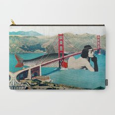 Mermaid Three Carry-All Pouch