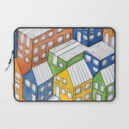 House on house Laptop Sleeve